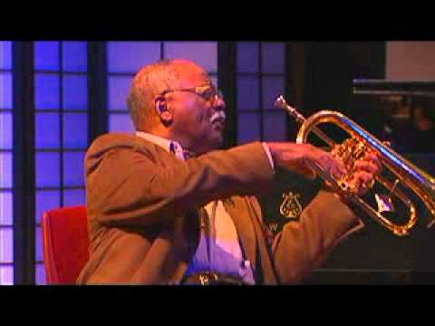 Clark Terry – Master Class at ArtistshouseMusic
