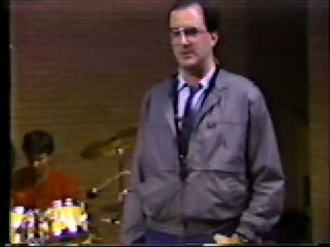 Michael Brecker – Interview at North Texas State University 1/4