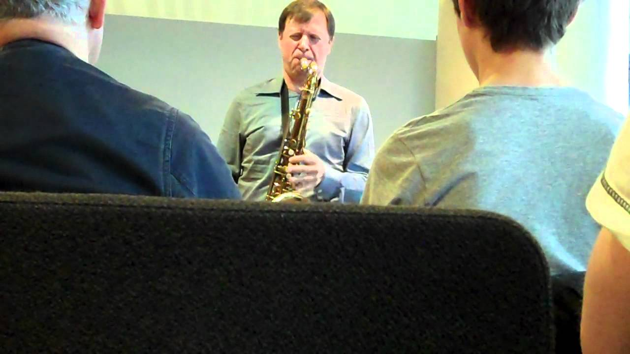 Chris Potter Master Class – Tune Up