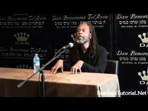 Bobby McFerrin Press Conference