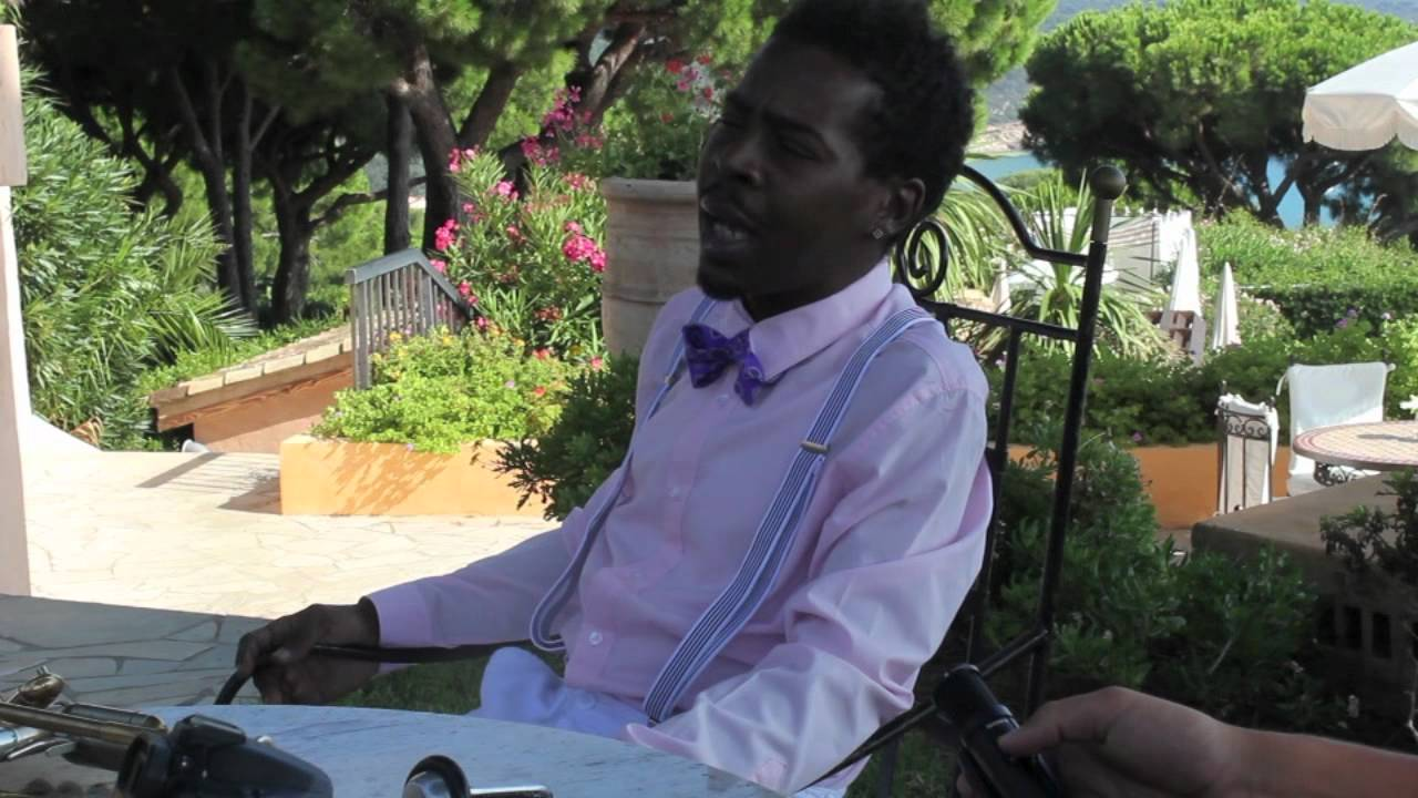 Roy Hargrove, jazz interview at Ramatuelle, 2011