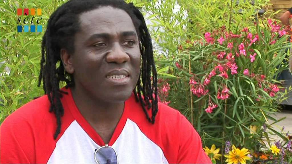 "Richard Bona, French interview ""festival Jazz à Sète"""