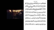 Chad Lefkowitz-Brown saxophone transcription on Straight no Chaser