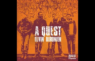 Elvin Bironien – A QUEST – Teaser Album