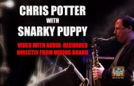 "Chris Potter's SOLO with Snarky Puppy ""Lingus"" (Tenor Sax Bb)"