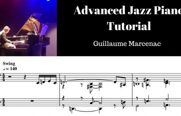 Advanced jazz piano tutorial 2 Basic dynamics by Guillaume Marcenac